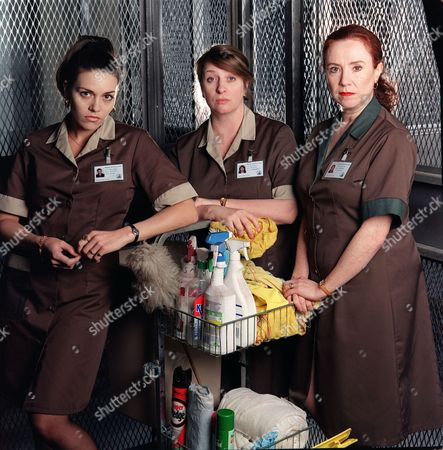 'Hot Money' - Georgia Mackenzie, Caroline Quentin and Melanie Hill