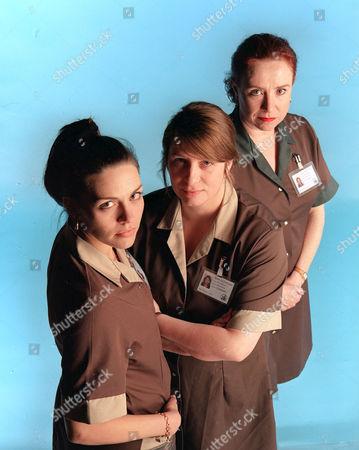 'Hot Money' - Georgia Mackenzie, Caroline Quentin and Melanie Hill.