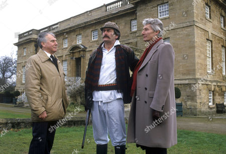 'Stay Lucky' - Neville Phillips as Morgan, Paul Chapman and Timothy Carlton as Howard.