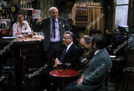 'Oh No, It's Selwyn Froggitt!'  - Ray Mort, Bill Maynard, Harold Goodwin, Richard Davies, Bill Dean.