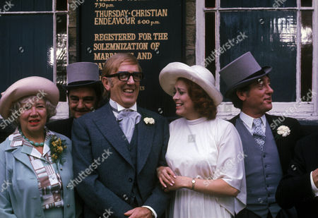 'Oh No, It's Selwyn Froggitt!'  - Megs Jenkins, Bill Dean, Robert Keegan, Lynda Baron as Vera and Ray Mort.