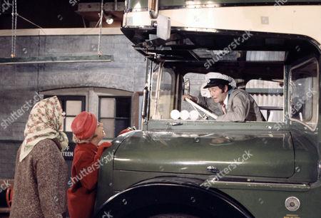 'On the Buses' - Anna Karen, Doris Hare and Reg Varney