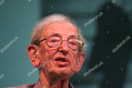 Stock Picture of Historian Eric Hobsbawm
