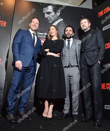 Patrick Wilson, Vera Farmiga, Jaume Collet-Serra, Liam Neeson