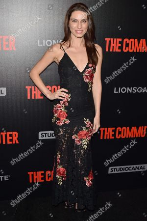 Editorial picture of 'The Commuter' film premiere, Arrivals, New York, USA - 08 Jan 2018
