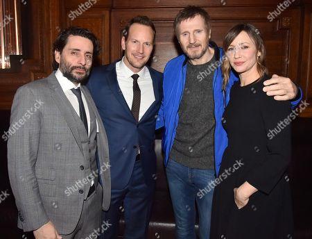 Jaume Collet-Serra, Patrick Wilson, Liam Neeson, Vera Farmiga