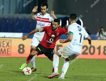 Hazem Emam, Mahmoud Hamdy and Islam Mohab