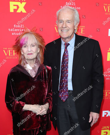 Editorial picture of 'The Assassination of Gianni Versace: American Crime Story' TV show premiere, Arrivals, Los Angeles, USA - 08 Jan 2018