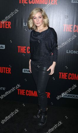 Editorial photo of 'The Commuter' film premiere, Arrivals, New York, USA - 08 Jan 2018