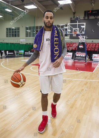 Joshua Ward-hibbert British Tennis Player Now Turned Professional Basketball Player For The Leicester Riders.