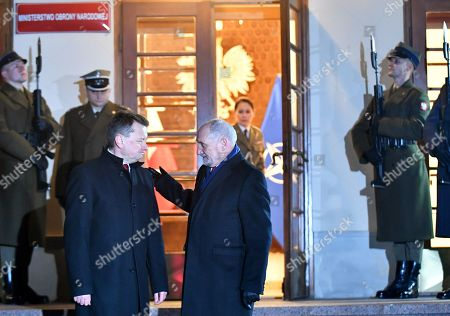 Antoni Macierewicz and Mariusz Blaszczak