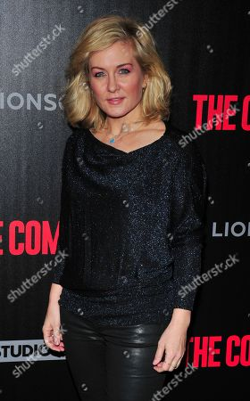 Stock Image of Amy Carlson
