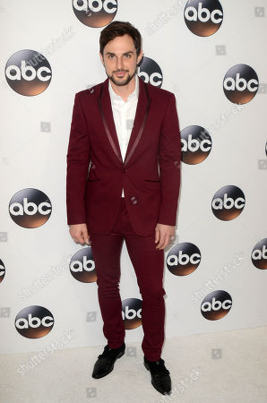 Editorial image of ABC All-Star Party, Arrivals, TCA Winter Press Tour, Los Angeles, USA - 08 Jan 2018