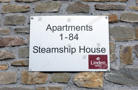 GVs of Gas Ferry Road and Steamship House near the SS Great Britain tourist attraction which was evacuated following a bomb alert last August. Today, 09/01/2018, Bristol man James Francis has admitted trying to blow up a block of flats near SS Great Britain in Bristol docks