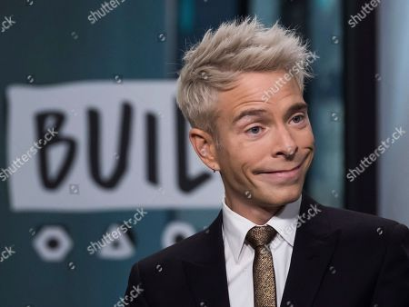 "Drew Elliott participates in the BUILD Speaker Series to discuss the new season of ""America's Next Top Model"" at AOL Studios, in New York"
