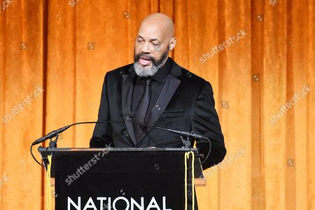 Stock Picture of John Ridley