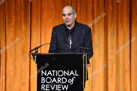 Editorial image of The National Board of Review Awards Gala, Inside, New York, USA - 09 Jan 2018