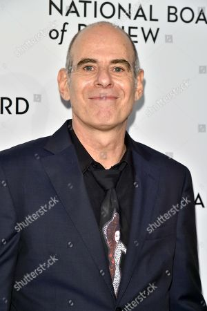 Editorial picture of The National Board of Review Awards Gala, Arrivals, New York, USA - 09 Jan 2018