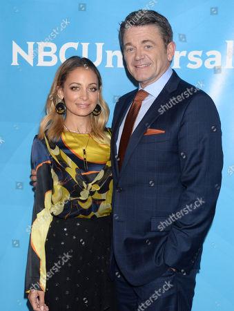 Nicole Richie and John Michael Higgins