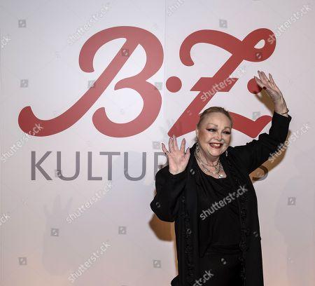 Editorial photo of B.Z. Culture Award 2018, Berlin, Germany - 09 Jan 2018