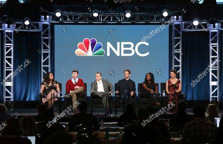 Editorial picture of 2018 Winter TCA - NBCUniversal, Pasadena, USA - 09 Jan 2018