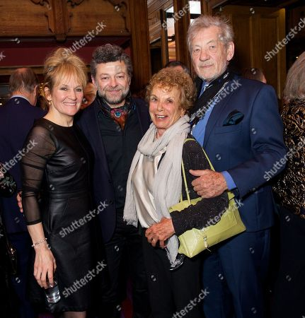Editorial image of 'Song of the Earth' ballet opening night at the London Coliseum, UK - 09 Jan 2018