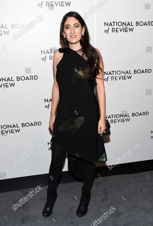 Arden Wohl attends the National Board of Review Awards Gala at Cipriani 42nd Street, in New York