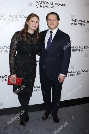 Mai-Linh Lofgren and Michael Stuhlbarg
