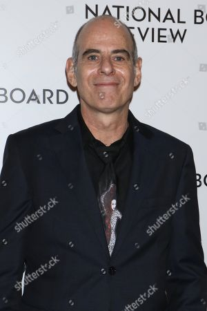 Editorial photo of The National Board of Review Awards Gala, Arrivals, New York, USA - 09 Jan 2018
