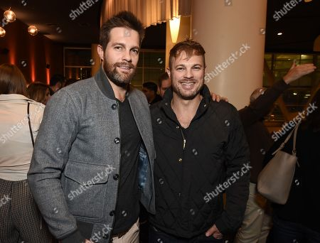 "Editorial photo of Warner Bros. ""12 Strong"" Screening, Los Angeles, USA - 09 Jan 2018"