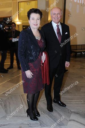 Mayor of Warsaw Hanna Gronkiewicz Waltz, Guest