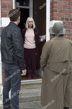 Brenda Blethyn as DCI Vera Stanhope, Kenny Doughty as DS Aiden Healy and Rita Tushingham as Audrey Latham.