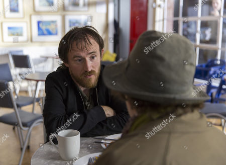 Stock Picture of Brenda Blethyn as DCI Vera Stanhope and Ben Crompton as Jason Glenn.