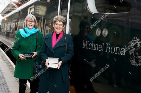 Sue Bond and Karen Jankel