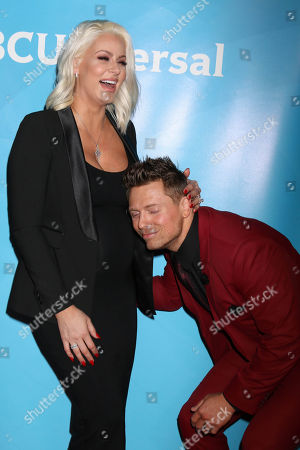 Editorial picture of NBC Universal Starwalk, TCA Winter Press Tour, Los Angeles, USA - 09 Jan 2018