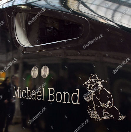 Stock Photo of Michael Bond Intercity Express train