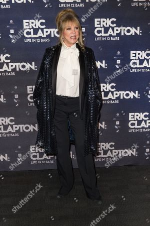 Editorial photo of 'Eric Clapton: Life in 12 Bars' film premiere, BFI Southbank, London, UK - 10 Jan 2018