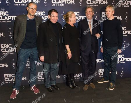 Editorial image of 'Eric Clapton: Life in 12 Bars' film premiere, BFI Southbank, London, UK - 10 Jan 2018