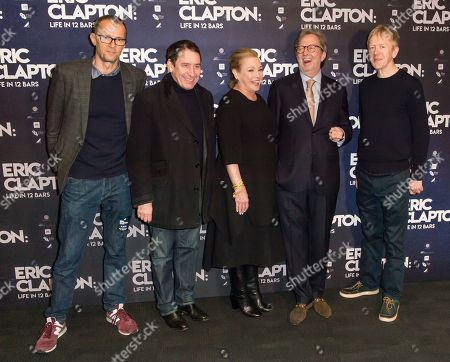 John Battsek, Jools Holland, Lili Fini Zanuck, Eric Clapton, Chris King