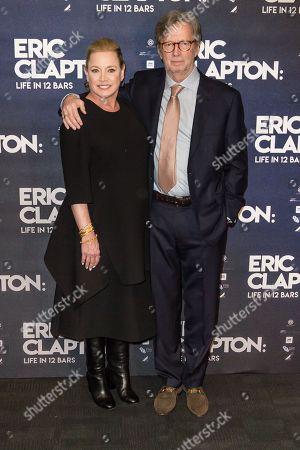 Lili Fini Zanuck, Eric Clapton