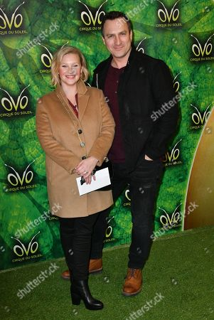 Joanna Page and guest