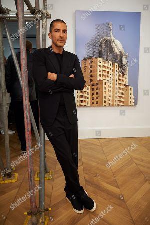 Stock Picture of Wissam Al Mana
