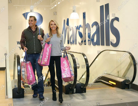 Bill Rancic, Giuliana Rancic. Bill and Giuliana Rancic stock up on items to keep their family resolutions in 2018, after shopping at Marshalls in Tribeca, in New York