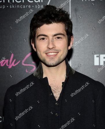 "Actor Ian Nelson attends the premiere of ""Freak Show"" at Landmark Sunshine Cinema, in New York"