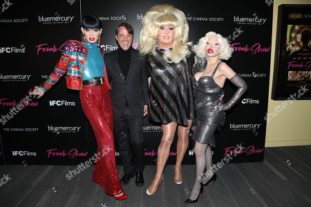 Editorial photo of 'Freak Show' Premiere, New York, USA - 10 Jan 2018
