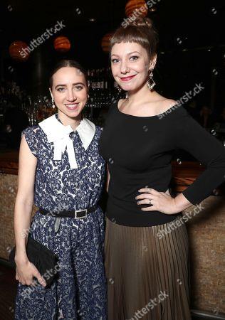 Zoe Kazan and Emily Gordon