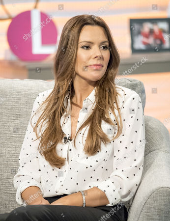 Editorial image of 'Lorraine' TV show, London, UK - 11 Jan 2018