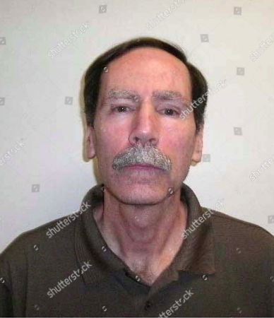 Released by the Los Angeles County Sheriff's Department in 2014, shows Christopher Hubbart. Hubbart, a notorious rapist who muffled victim's screams with a pillowcase was back in a state mental hospital, two years after he was released over the protests of prosecutors and women who feared he would attack again. Hubbart, 65, is not accused of a new crime, but was picked up by the Department of State Hospitals, said District Attorney Jackie Lacey, who is under a gag order and could not discuss further details