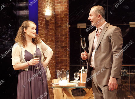 Emma Cunniffe (Caitlin), Aden Gillett (Richard)