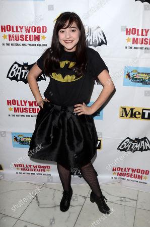 Stock Picture of Chloe Noelle
